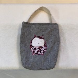 Other - 2 For $10🎉Cute Owl Stitched Girls Bag